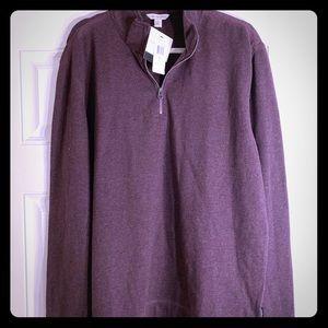 Calvin Klein 1/4 zip pullover